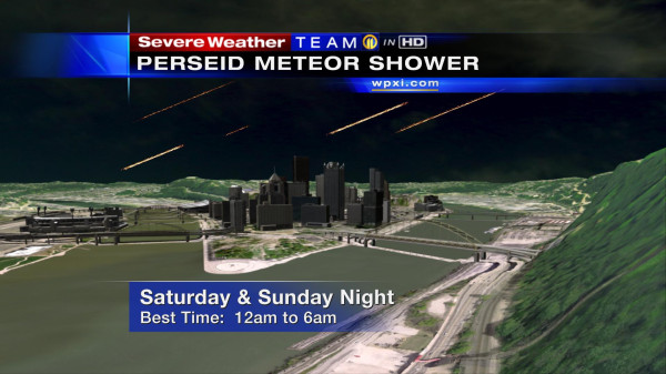 @WPXIScott: Don't forget to check out @PGH_Space for the latest on this weekend's perseid meteor shower.